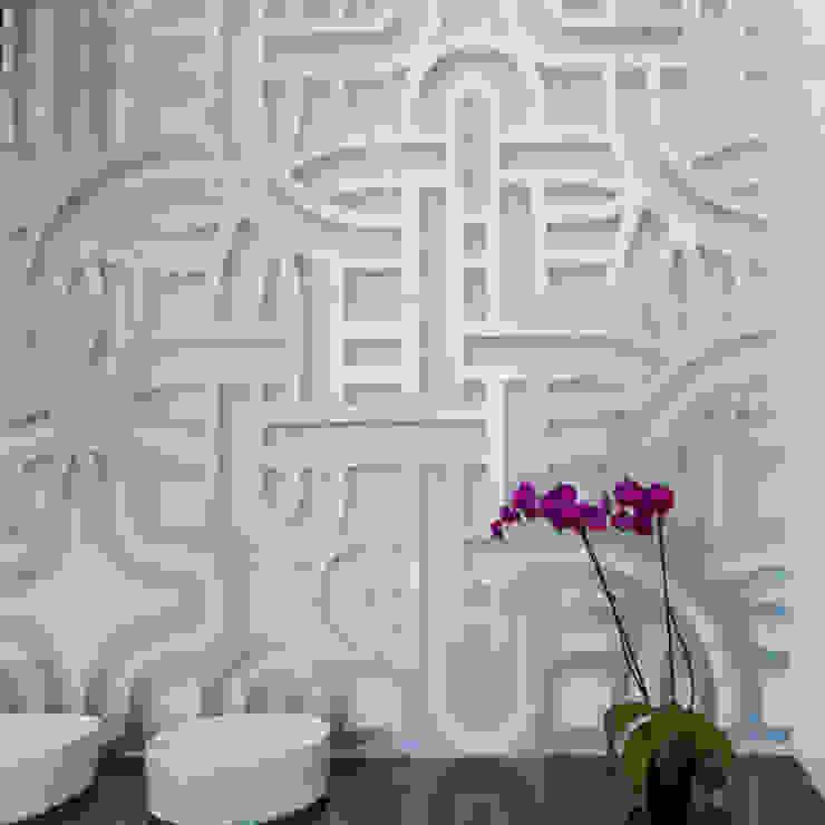 Wandrooster Enigma: modern  door Deco Wall, Modern