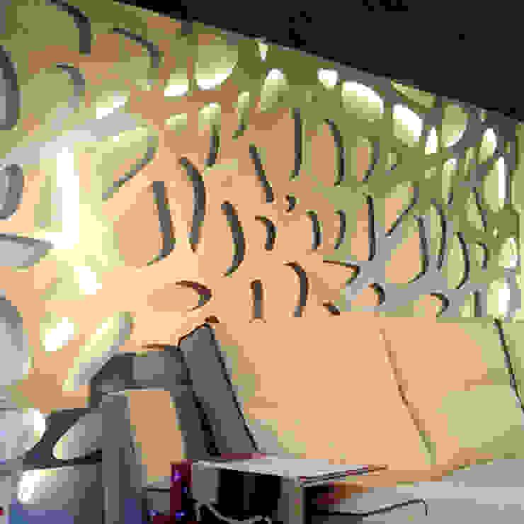 Wandrooster Organic: modern  door Deco Wall, Modern