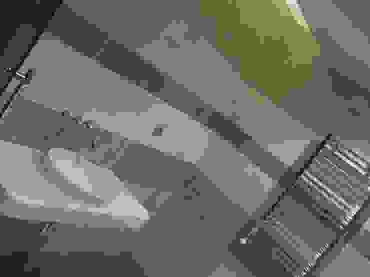 VİLLA RENOVASYON PROJESİ-ANKARA Klasik Banyo PLAN B Klasik