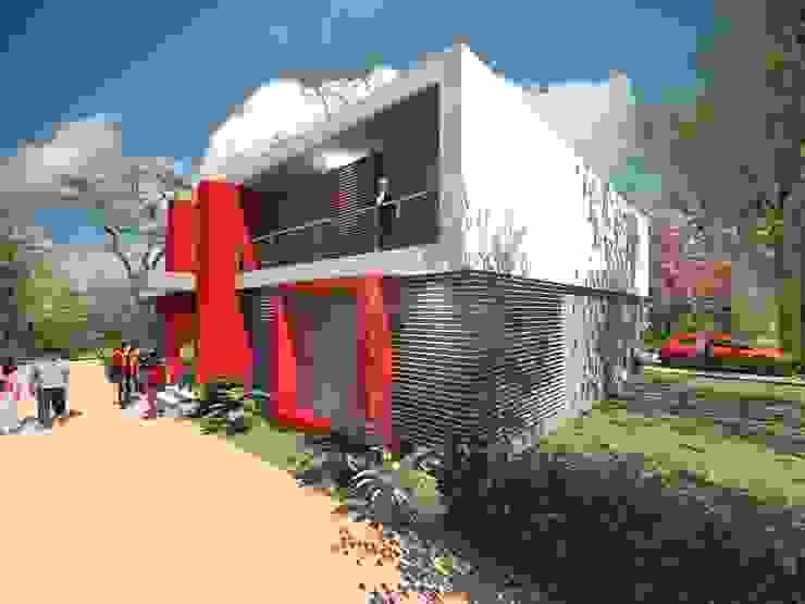 Red Carpet Hairdressing : minimalist  by ANTONIO DE FRANCA HOME DESIGNS, Minimalist