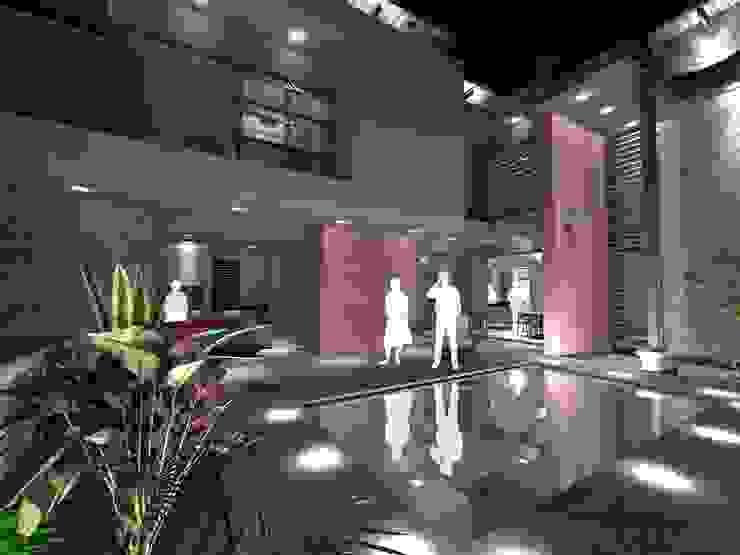 House DS: minimalist  by ANTONIO DE FRANCA HOME DESIGNS, Minimalist