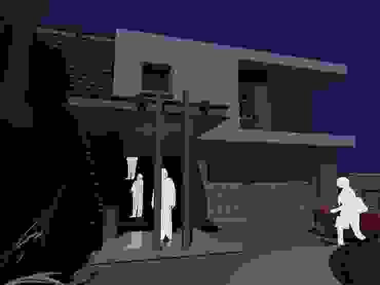 House N: minimalist  by ANTONIO DE FRANCA HOME DESIGNS, Minimalist