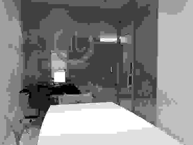 Diseño Interior Oficina Oficinas de estilo moderno de MAHO arquitectura y diseño, C.A Moderno Vidrio
