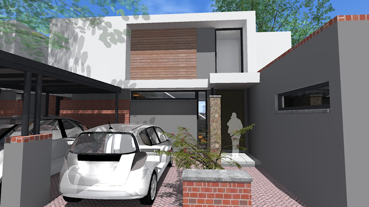 Group Housing Development by ANTONIO DE FRANCA HOME DESIGNS