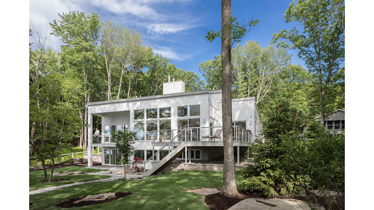 Khabensky Residence by Richard Pedranti Architect Modern