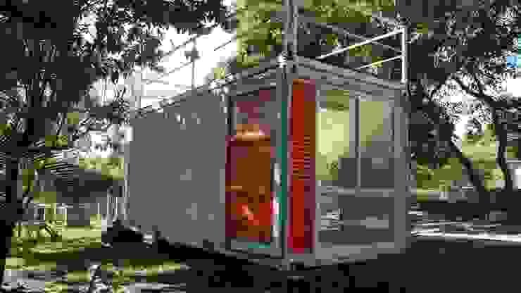 by Casa Container Marilia - Barros Assuane Arquitetura