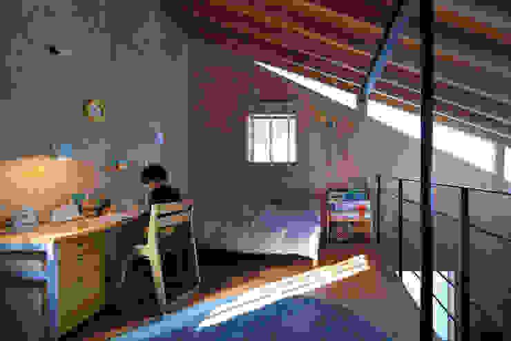 Moderne Kinderzimmer von ㈱ライフ建築設計事務所 Modern
