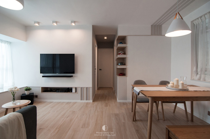 1 by Mister Glory Ltd Minimalist