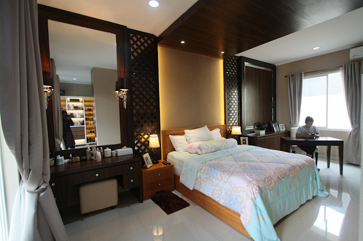 Modern style bedroom by Exxo interior Modern