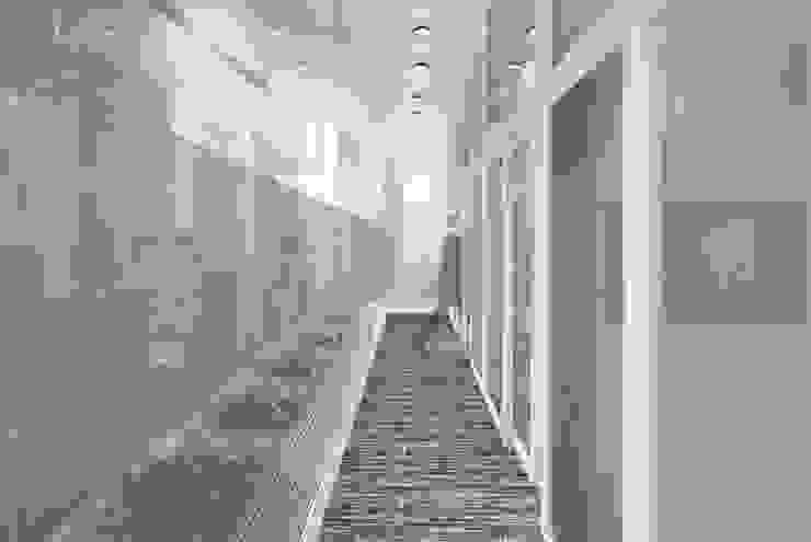 Hallway Koridor & Tangga Minimalis Oleh ARAT Design Minimalis