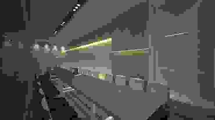 Meeting Room A Ruang Studi/Kantor Minimalis Oleh ARAT Design Minimalis