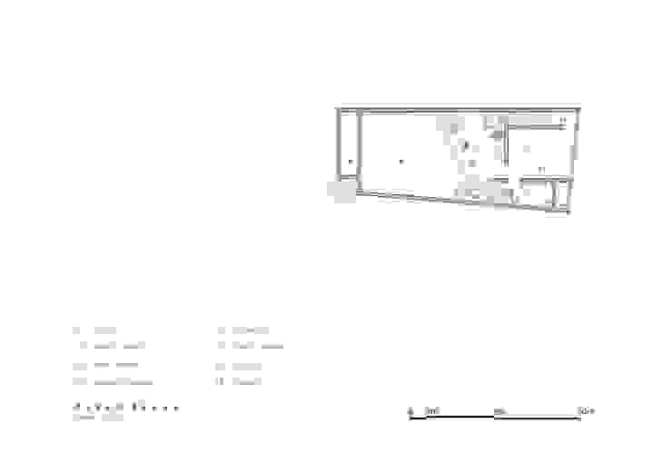 Bản vẽ thiết kế mặt bằng tầng 2:  Nhà gia đình by Công ty TNHH Xây Dựng TM – DV Song Phát,