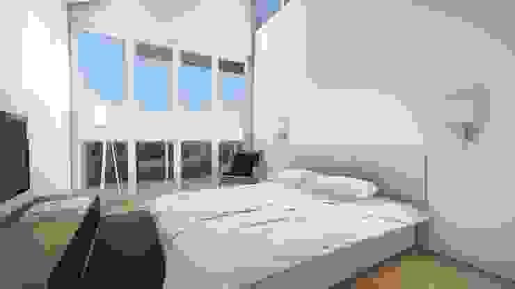 Bed Room B Kamar Tidur Minimalis Oleh ARAT Design Minimalis