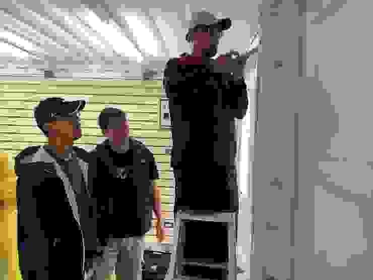 志工參與 根據 王家建築師事務所