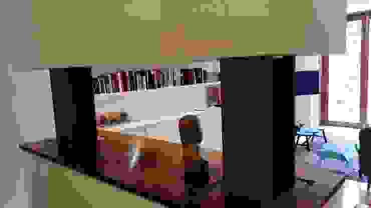 Moderne Wohnzimmer von Ideal Obra & Lar Modern