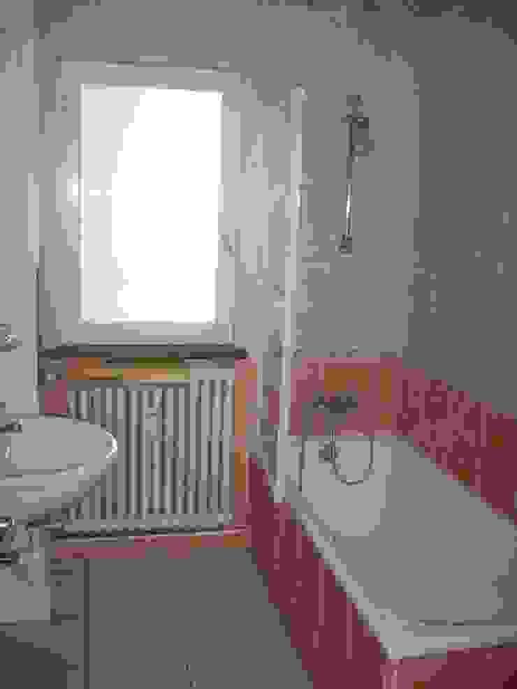 Lionel CERTIER - Architecture d'intérieur Rustic style bathroom