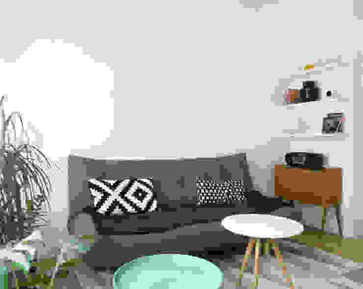 Lionel CERTIER - Architecture d'intérieur Modern living room