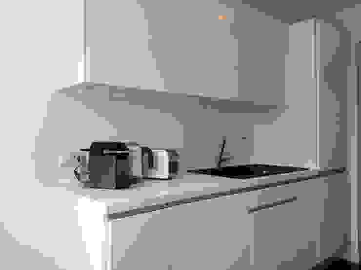Lionel CERTIER - Architecture d'intérieur Modern kitchen
