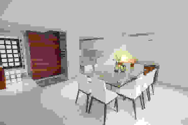 Art.chitecture, Taller de Arquitectura e Interiorismo 📍 Cancún, México. 餐廳