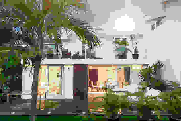 Art.chitecture, Taller de Arquitectura e Interiorismo 📍 Cancún, México. 露臺