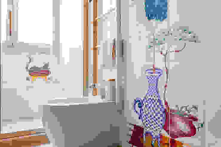 Angelo Talia Modern Bathroom