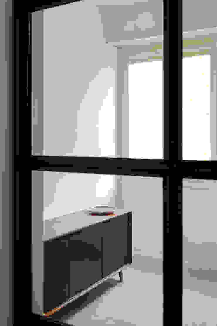 Angelo Talia Modern Study Room and Home Office