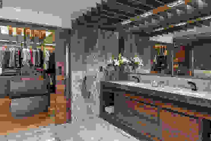 Salle de bain moderne par Art.chitecture, Taller de Arquitectura e Interiorismo 📍 Cancún, México. Moderne