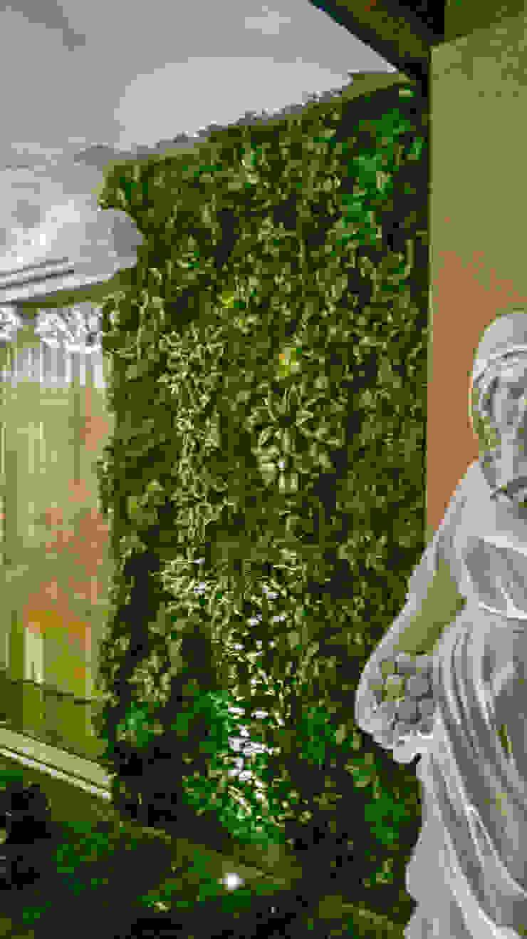 Victorian Garden decor at Magnolias by Grecor Modern