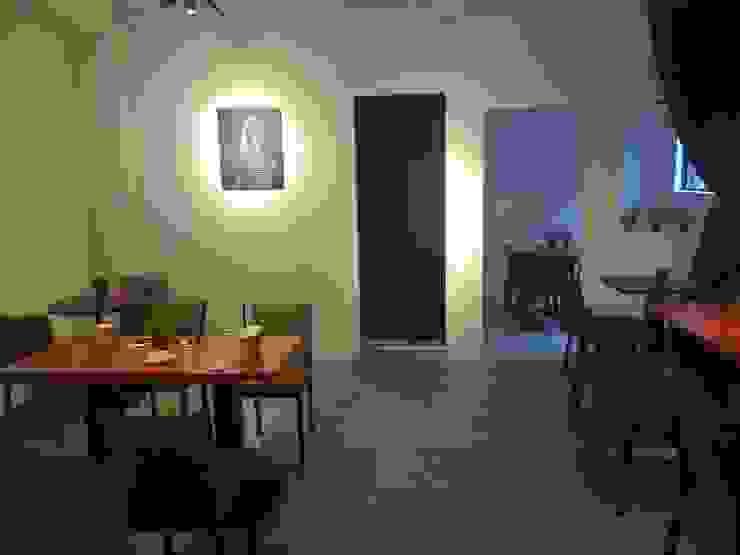 諾馬連鎖咖啡店 哈密店 根據 捷士空間設計(省錢裝潢) 工業風