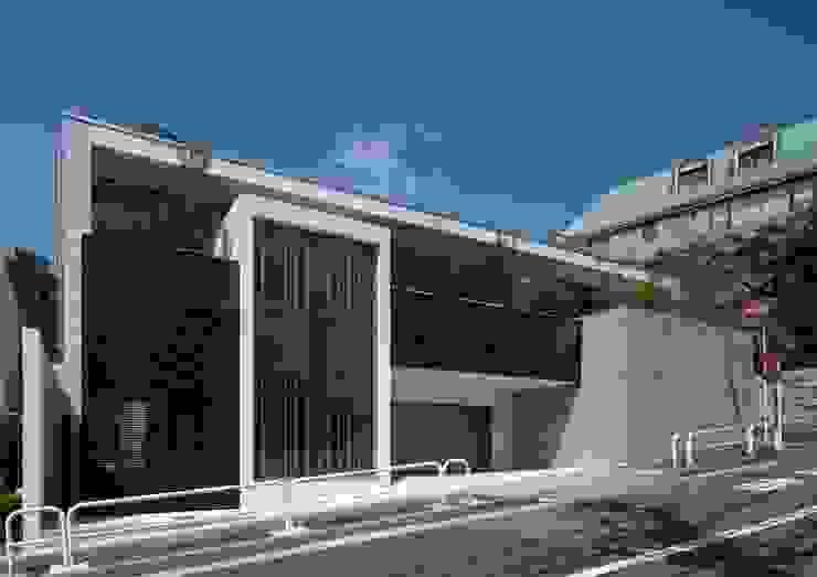 安藤貴昭建築設計事務所 Einfamilienhaus Stein