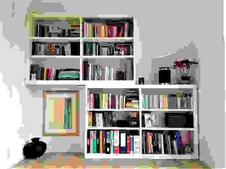 Libreria Carcano Falegnameria SoggiornoScaffali