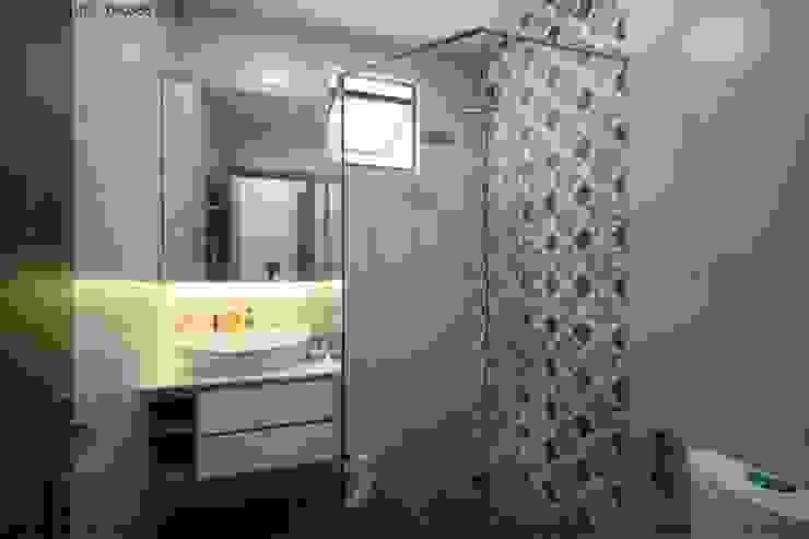 Project: HO1784 Apartment (IC)/ Bel Decor Phòng tắm phong cách hiện đại bởi Bel Decor Hiện đại