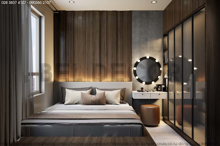 Project: HO1784 Apartment (ID)/ Bel Decor bởi Bel Decor