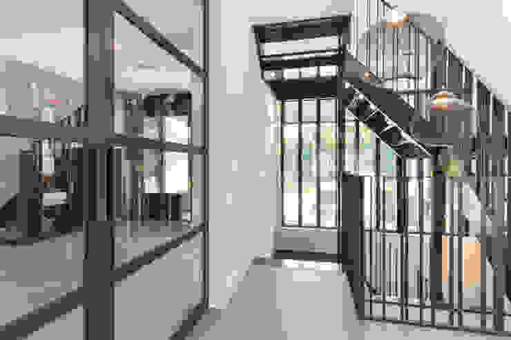 Project Huizen - Skygate stalen binnendeur van Skygate - Betaalbare stalen binnendeur Industrieel Metaal