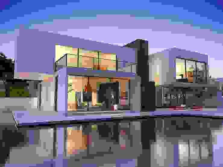 Moderne villa van Bureau AAP