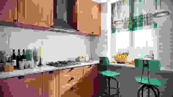 CO:interior Kitchen Green