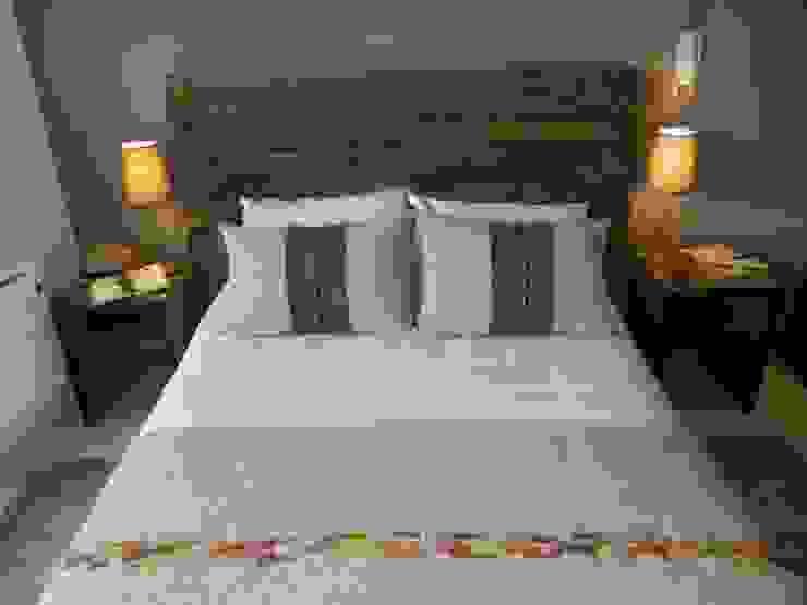Dormitorios de estilo  por DDO Diseño