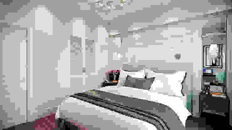 CO:interior Classic style bedroom Beige