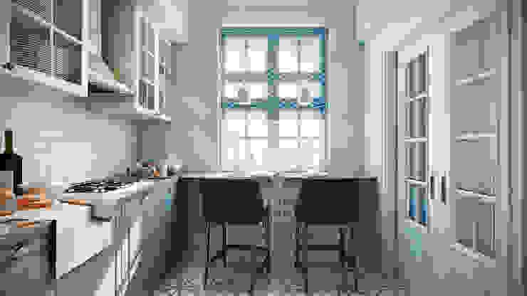 CO:interior Classic style kitchen Multicolored