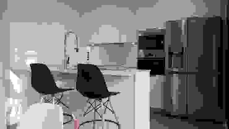 Nhà bếp phong cách hiện đại bởi Lumber Cocinas Hiện đại