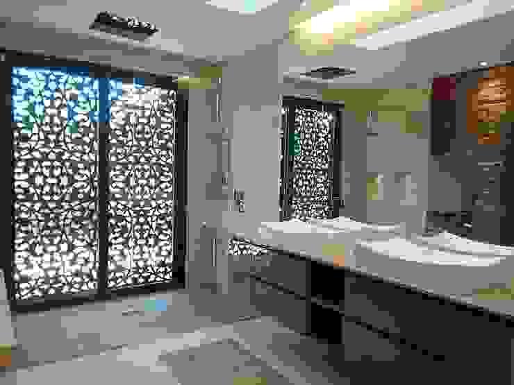 Casas de banho  por Espacios Positivos,