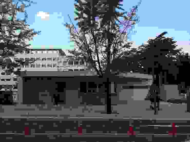 외부부분 by (주)건축사사무소 예인그룹 모던 철 / 철강