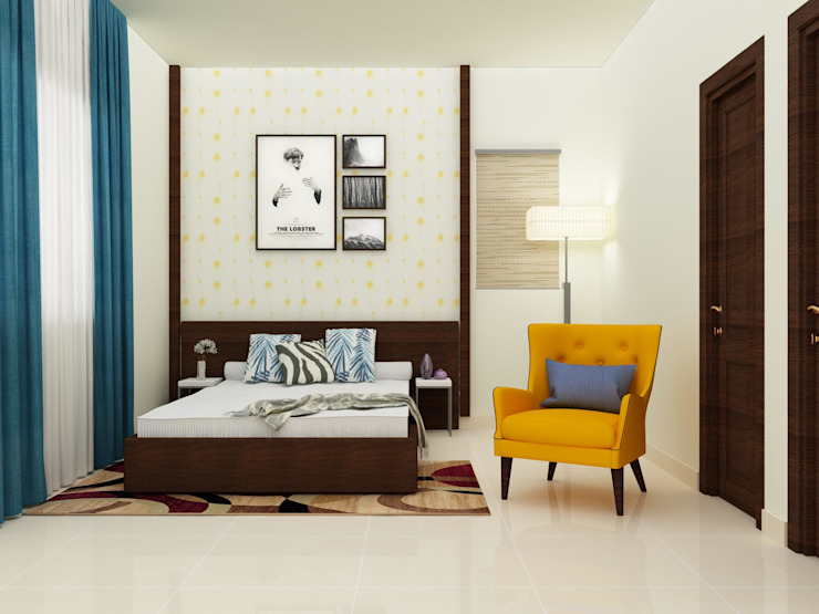 25 Decorating Tips For Small Bedrooms With Wardrobes Homify Homify