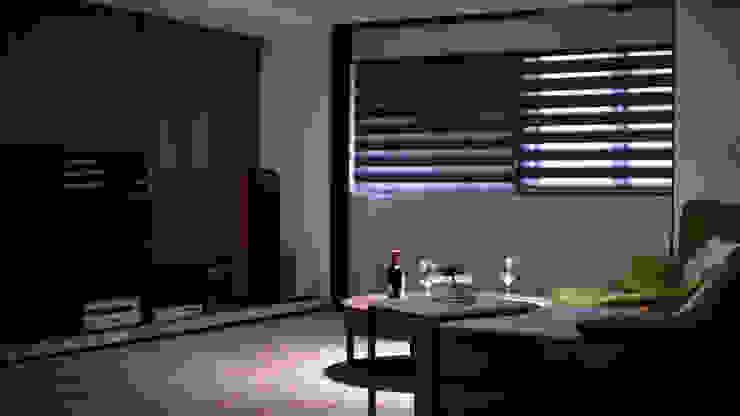 Modern living room by 星葉室內裝修有限公司 Modern
