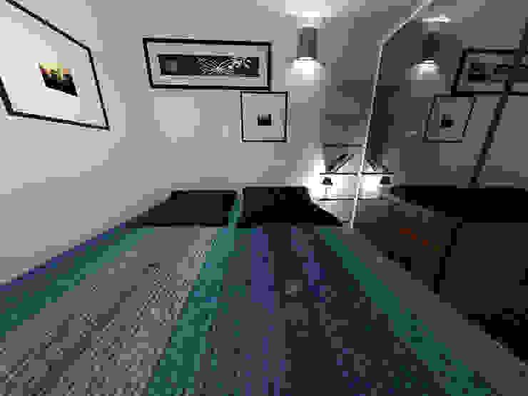 camera da letto Camera da letto moderna di francesco crotti Moderno