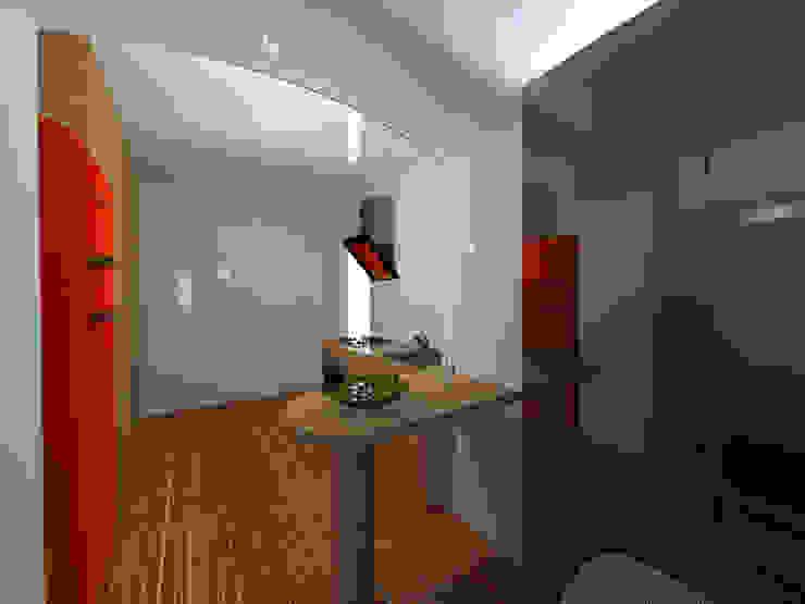 angolo cucina di francesco crotti Moderno