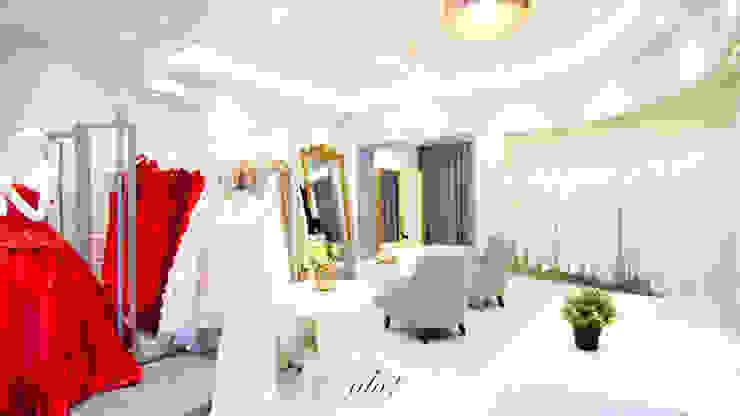 Yunita Lim Couture Ruang Komersial Minimalis Oleh Studio Alo Minimalis