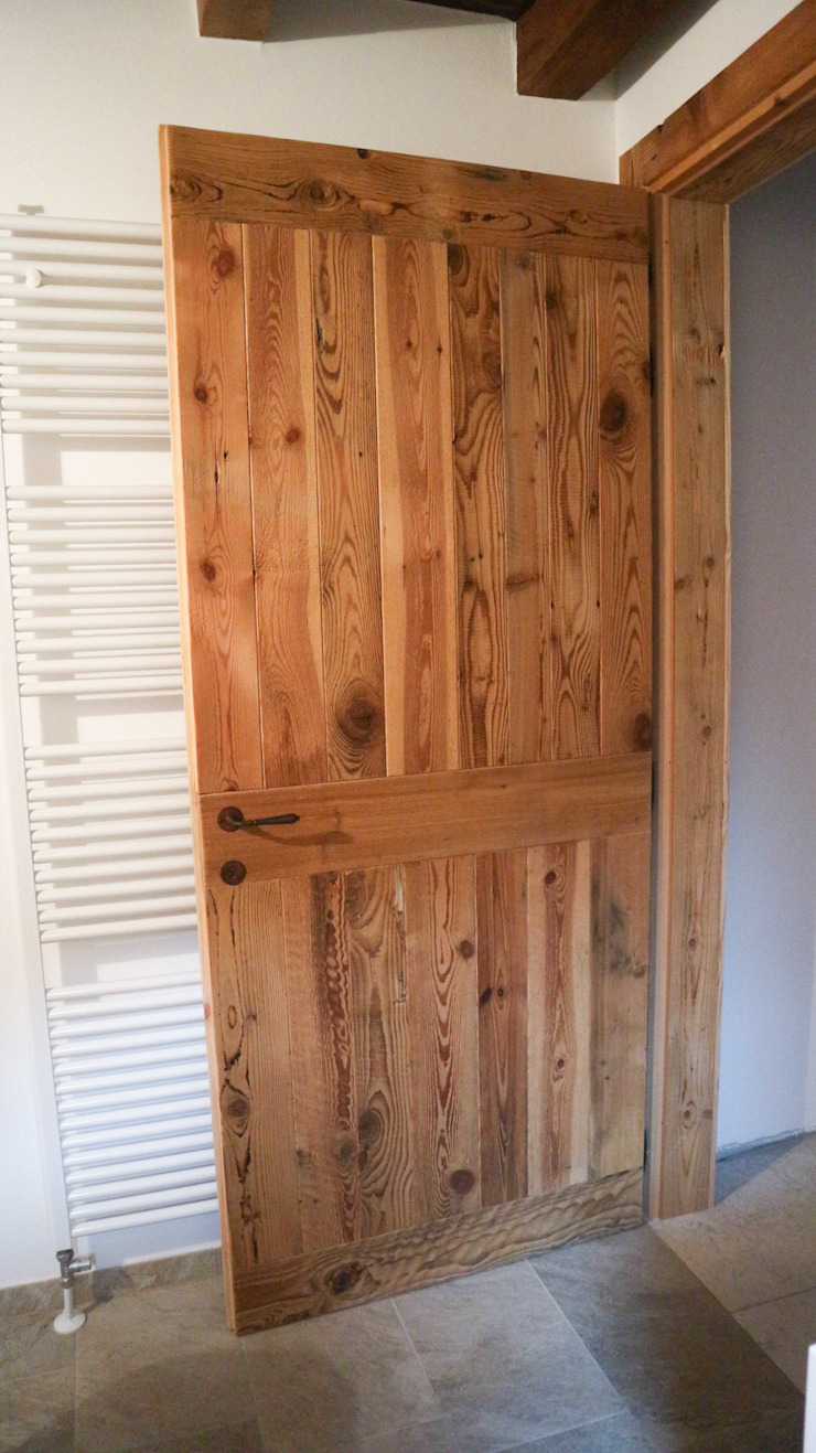 rustic  by RI-NOVO , Rustic Wood Wood effect