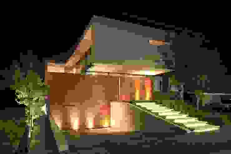 M2 HOUSE Hernandez Silva Arquitectos Casas modernas