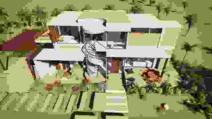 Casa Moncada de Arquitectura su c